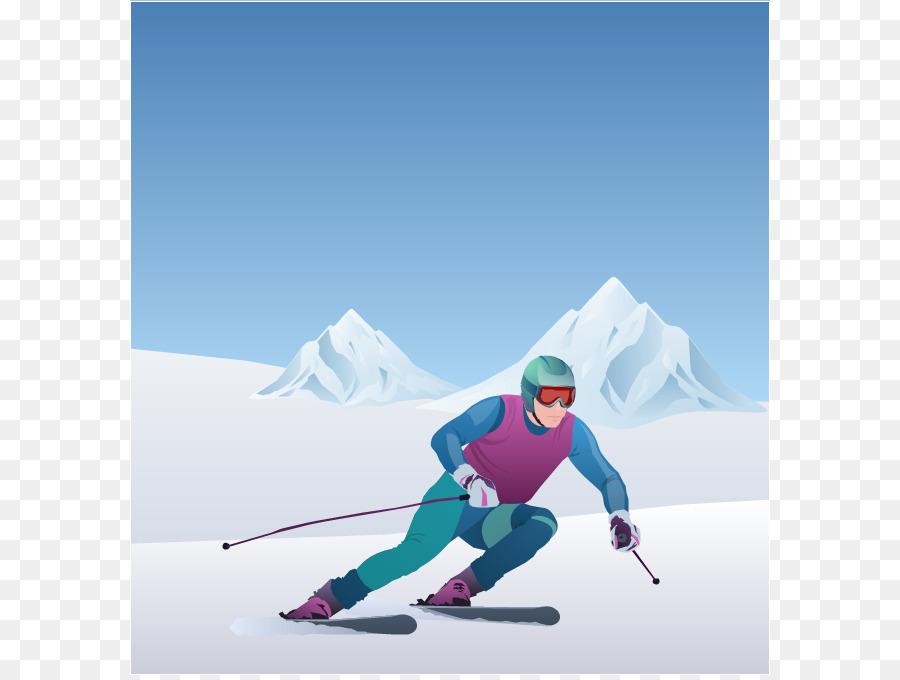 Картинки с изображением лыжников