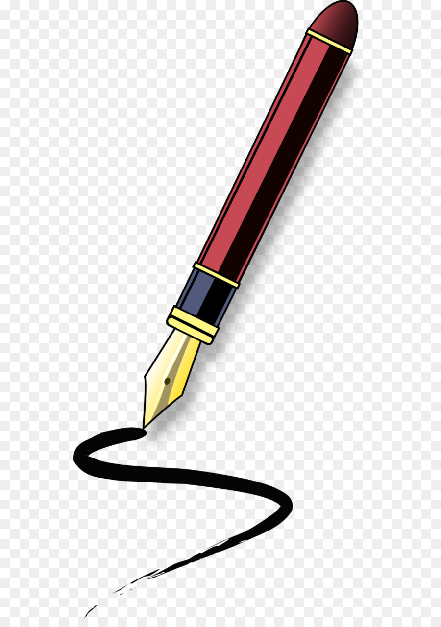Пишет ручка картинка для детей