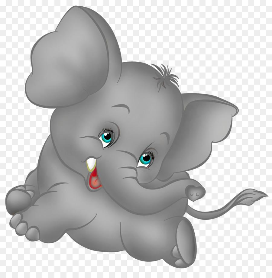 Слоненок открытки