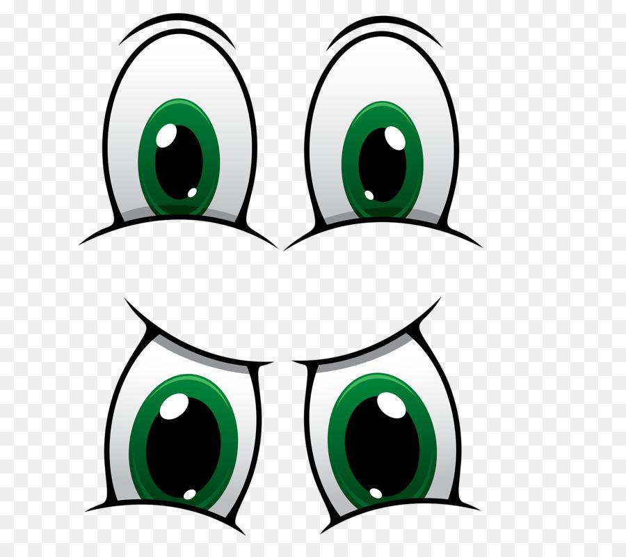 Картинки глазки мультяшные улыбаются