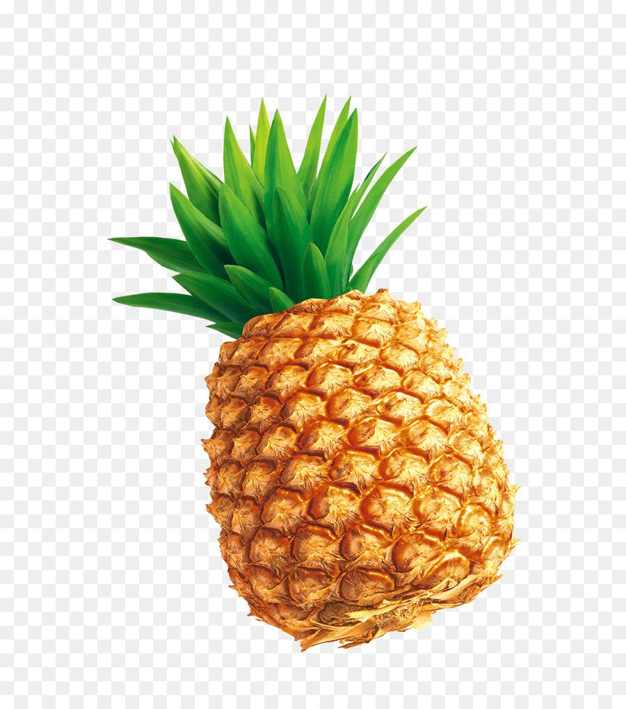 Картинка ананас мультяшная