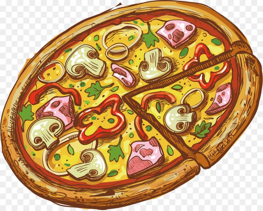 Пицца в мультике картинки