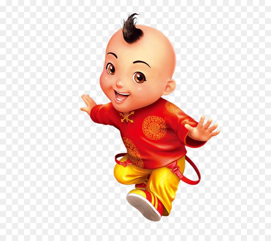 Картинки с китайскими мультяшками