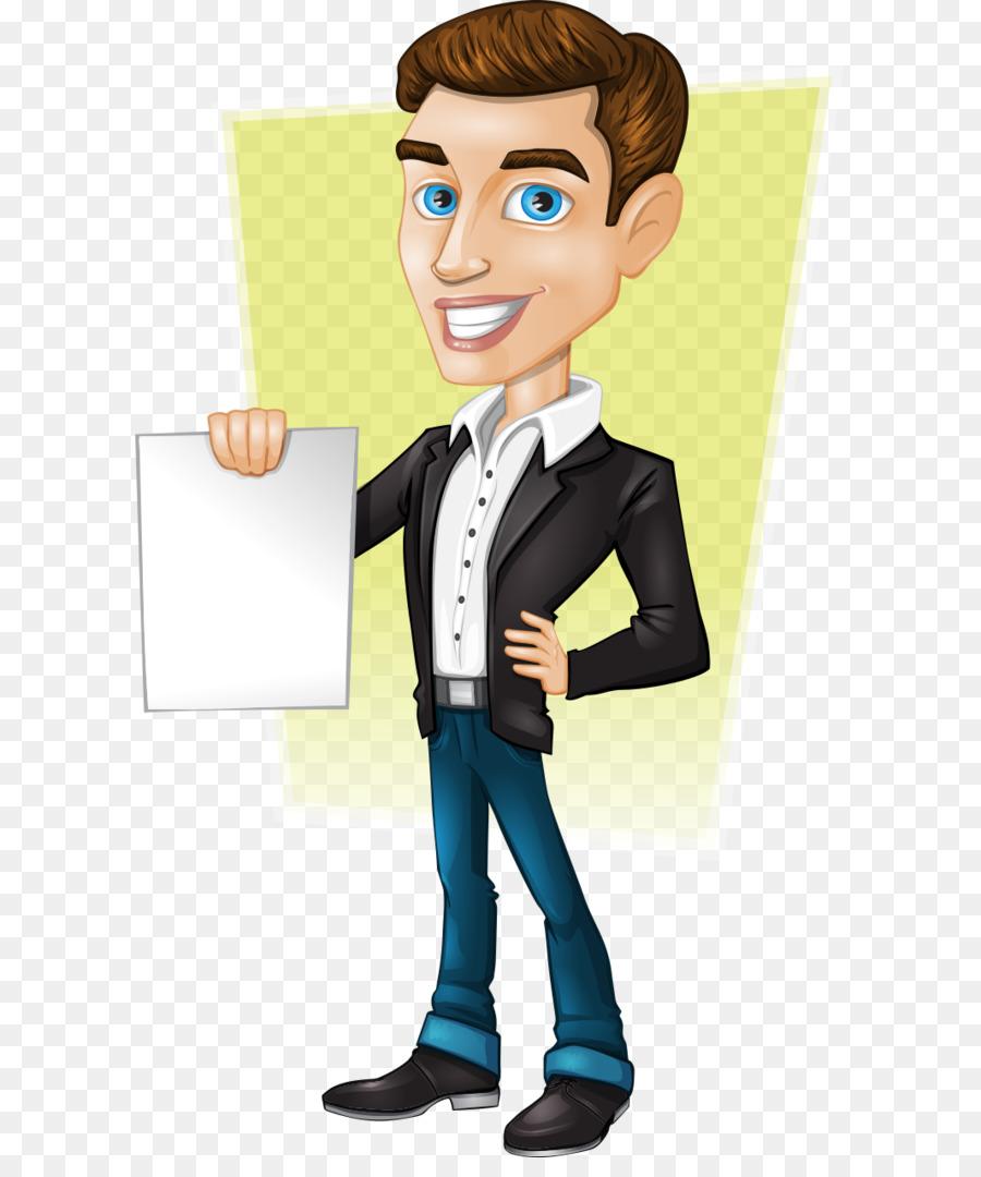 Бизнесмен картинки рисованные