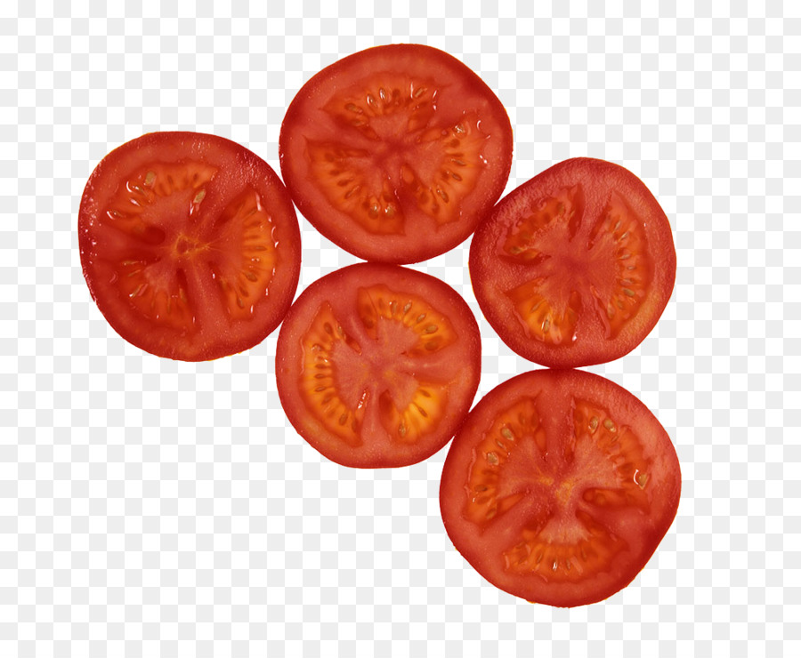 Картинки кусочки помидора
