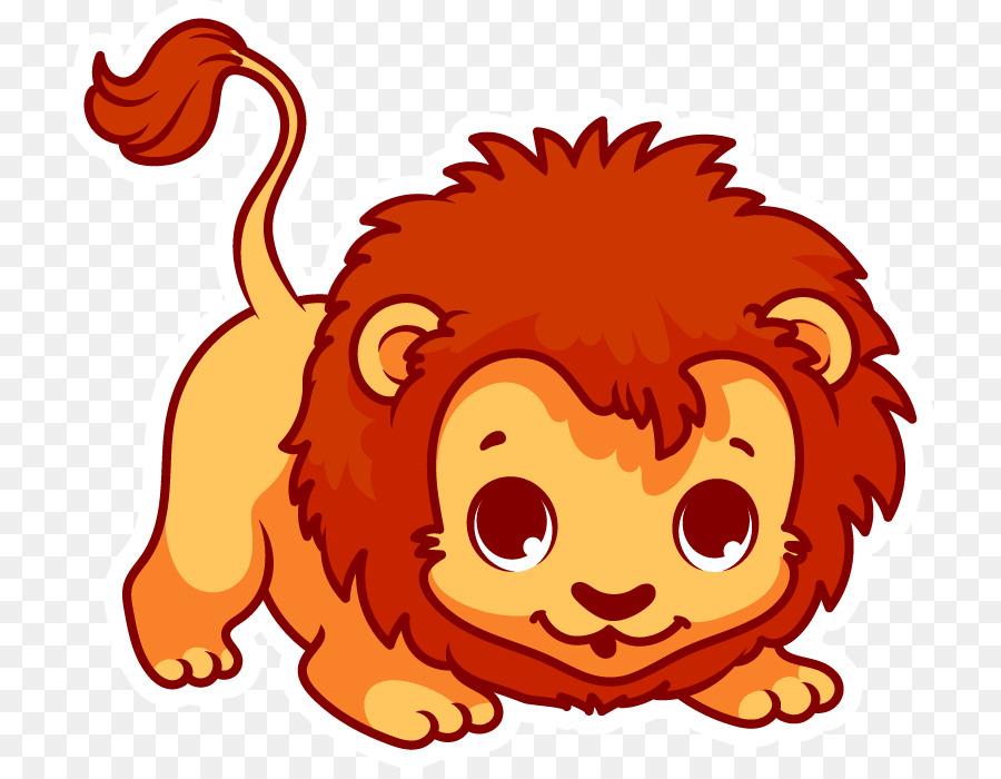 единственное, львенок рисовать в картинках меняющий свою