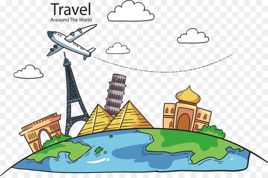Картинки, картинки для путешествий нарисовать