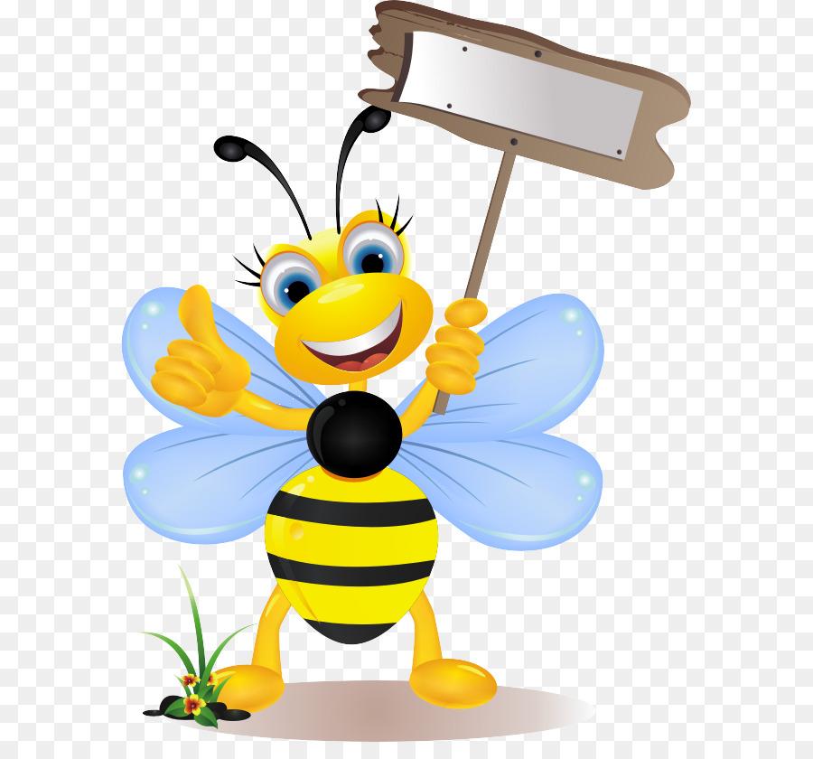 Картинки анимашки пчела