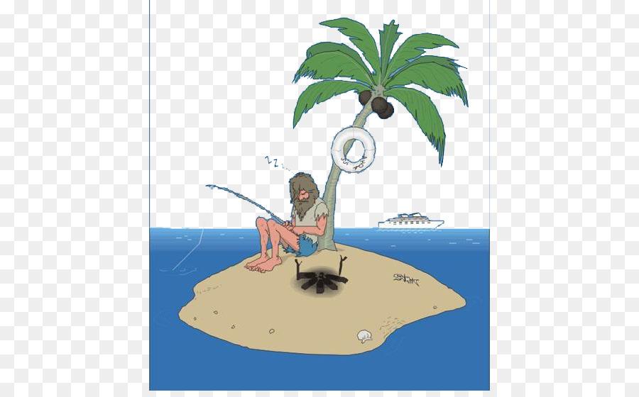 смешные картинки на необитаемом острове сша этот