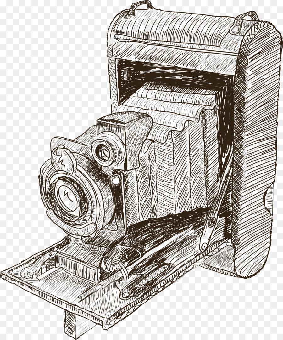 Революция фотоаппаратов рисунок