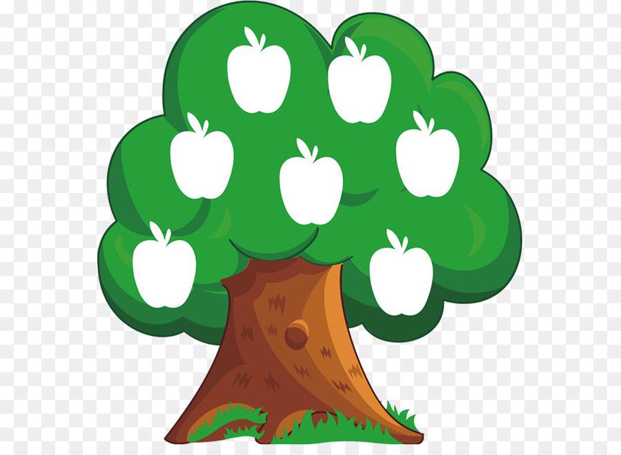 картинки дерево с яблоками хотите