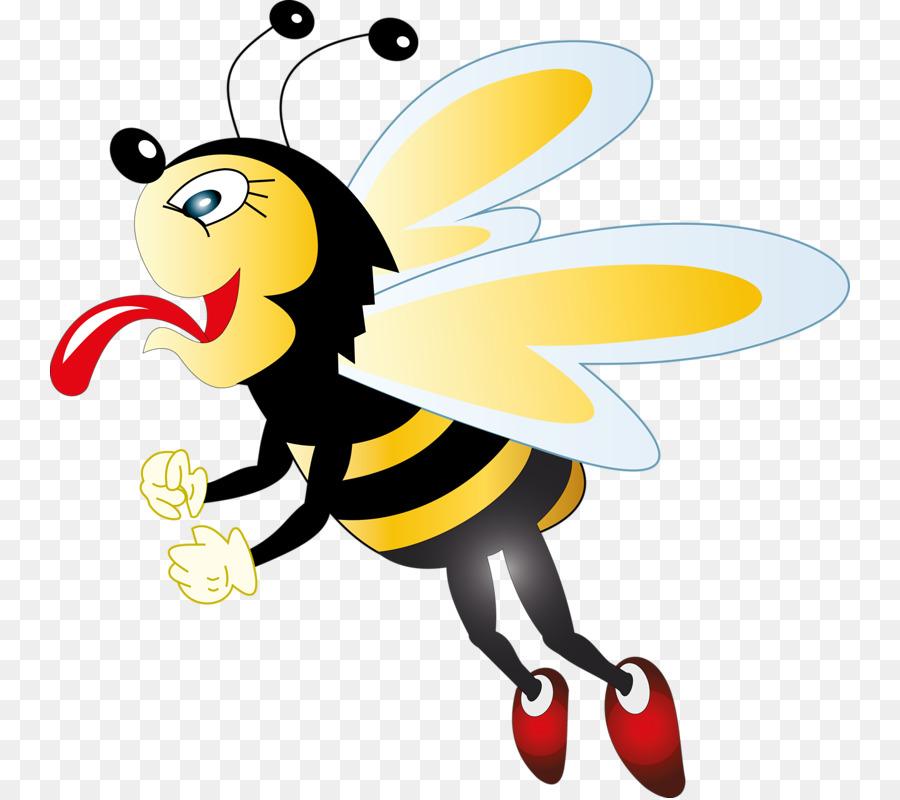 картинка пчелы для презентации веселая ресторане гостям
