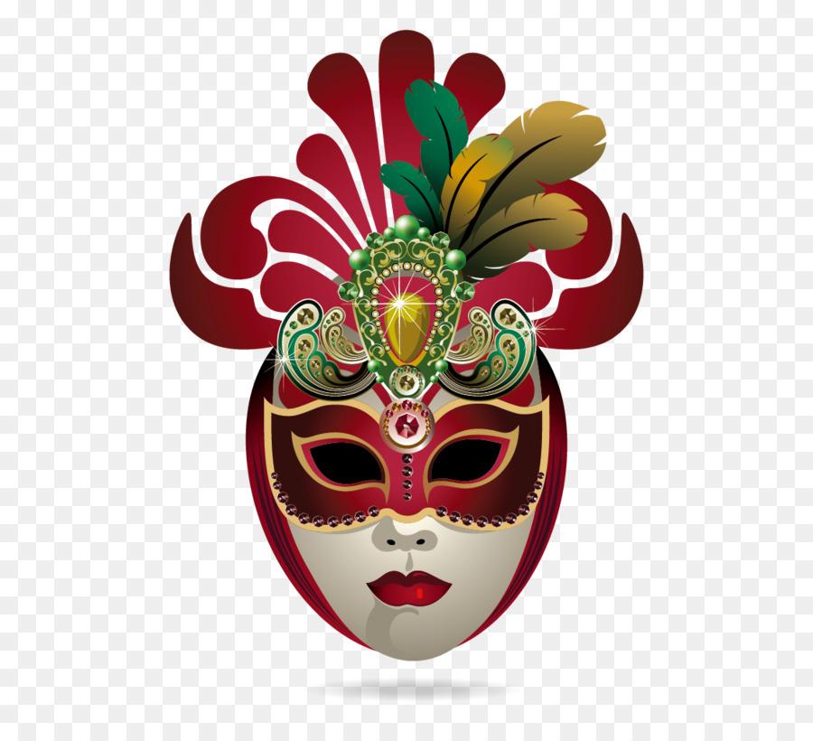 венецианские маски векторные картинки признала