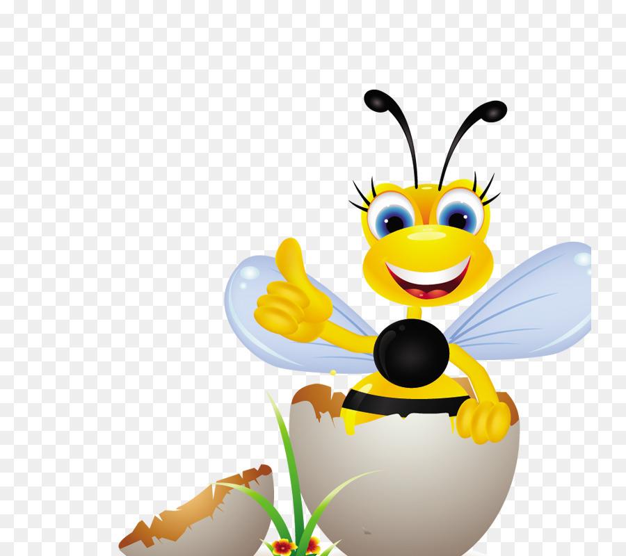 Картинка спасибо пчелка