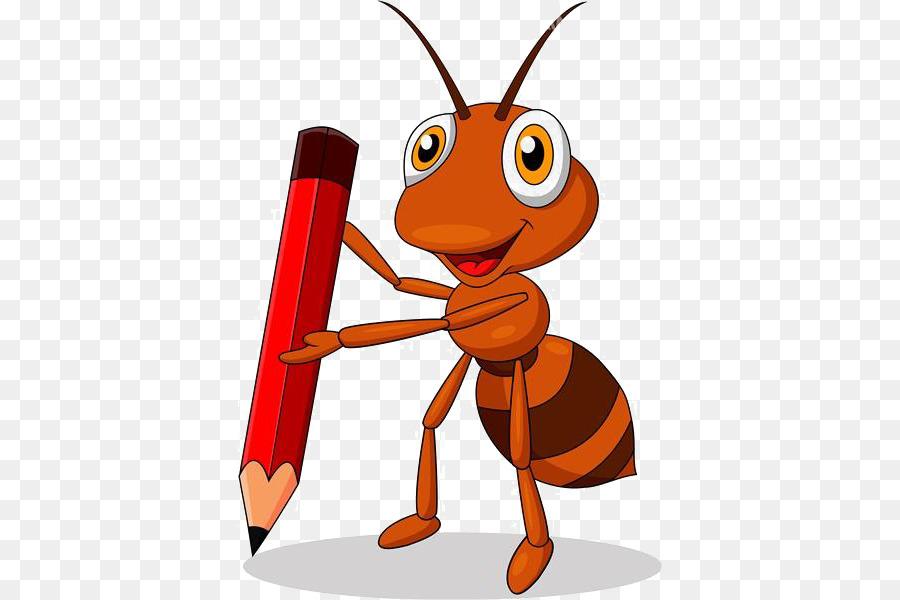 Картинки мультяшных муравье