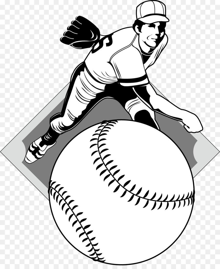 softball catcher clip art - HD840×1052