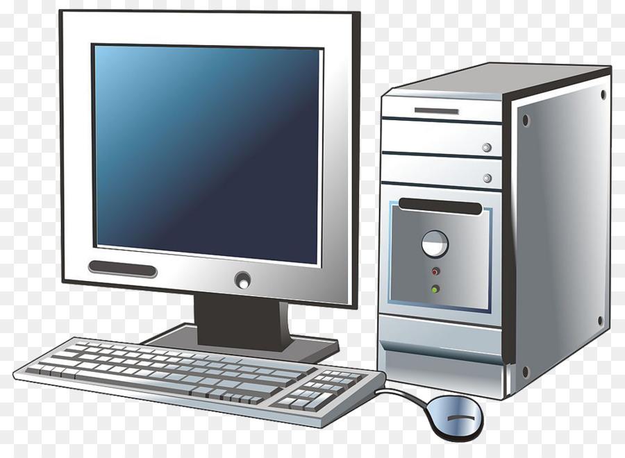 Стилизованные картинки компьютеров
