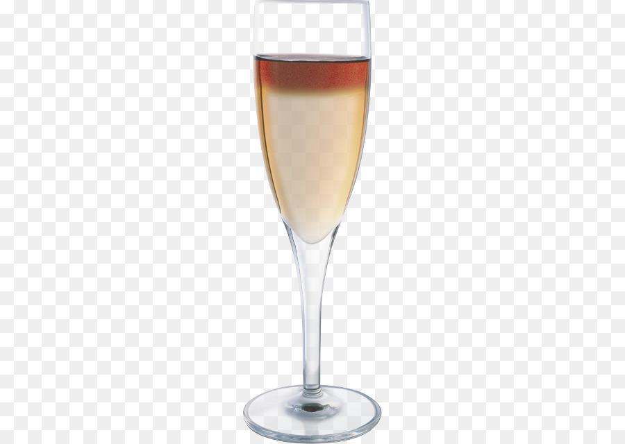 анимация бокал с шампанским на прозрачном фоне