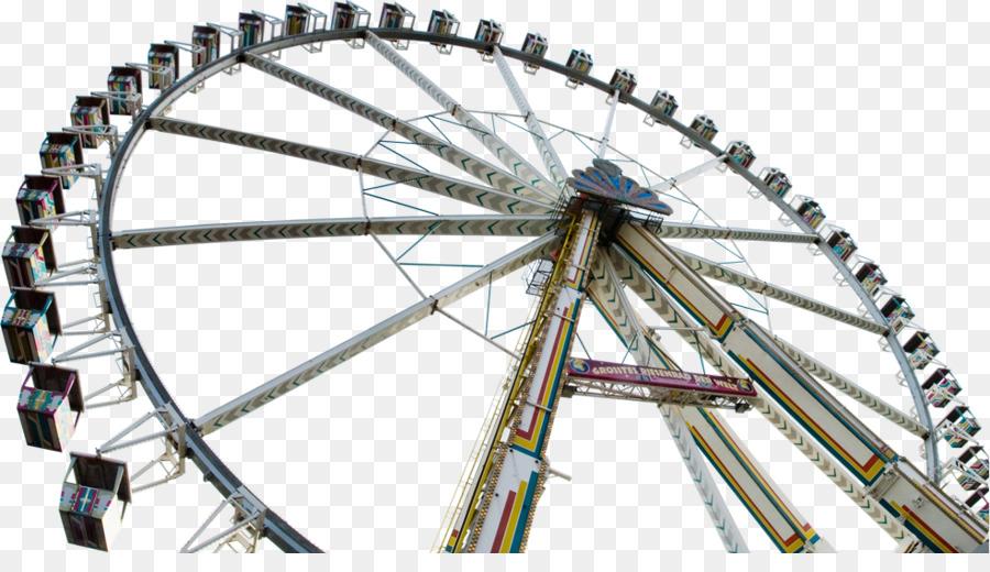 картинка колесо обозрения без фона день