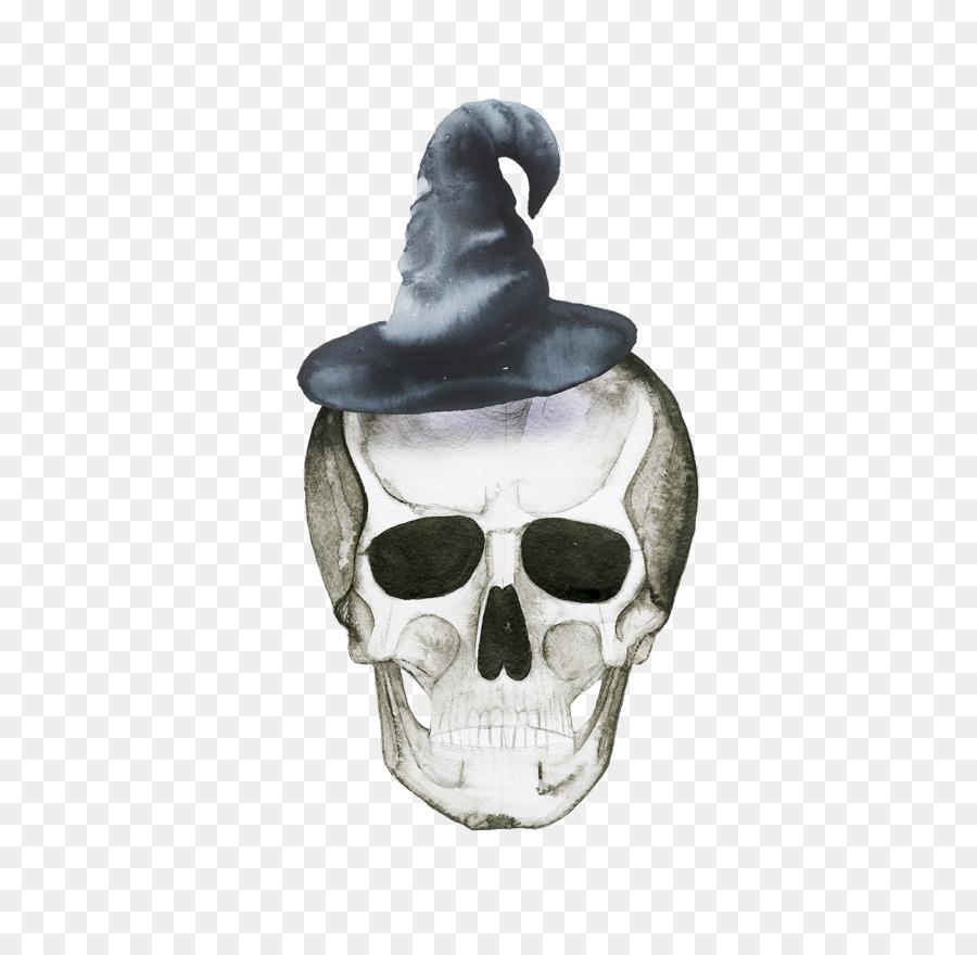 Картинка череп хэллоуин