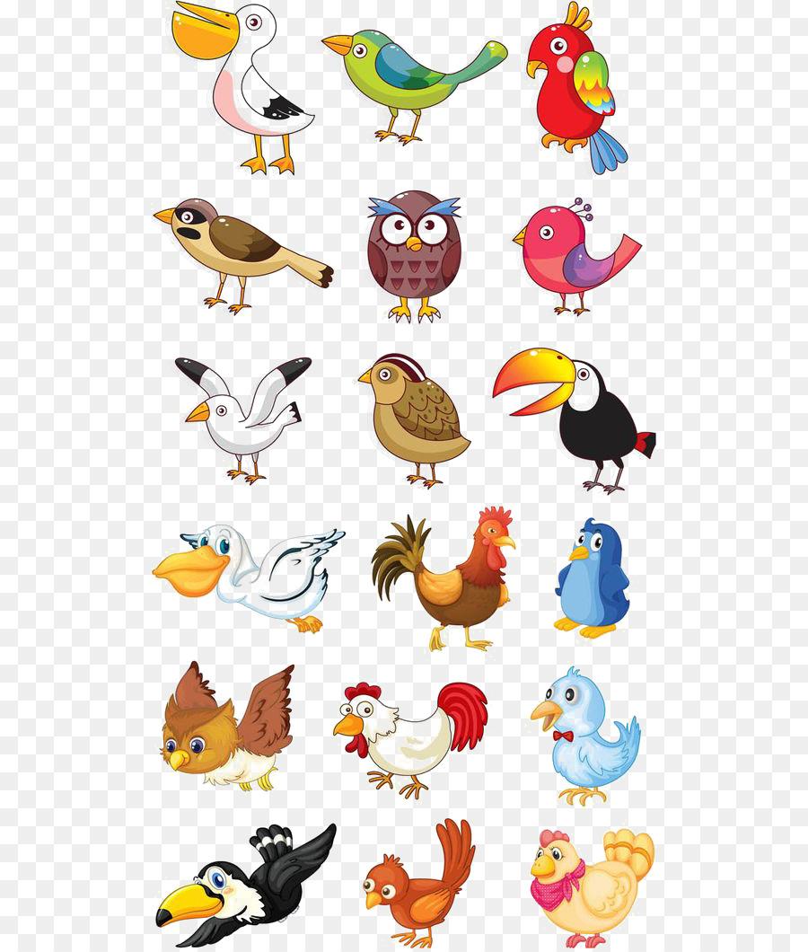 Смешные нарисованные птички картинки, днем знаний
