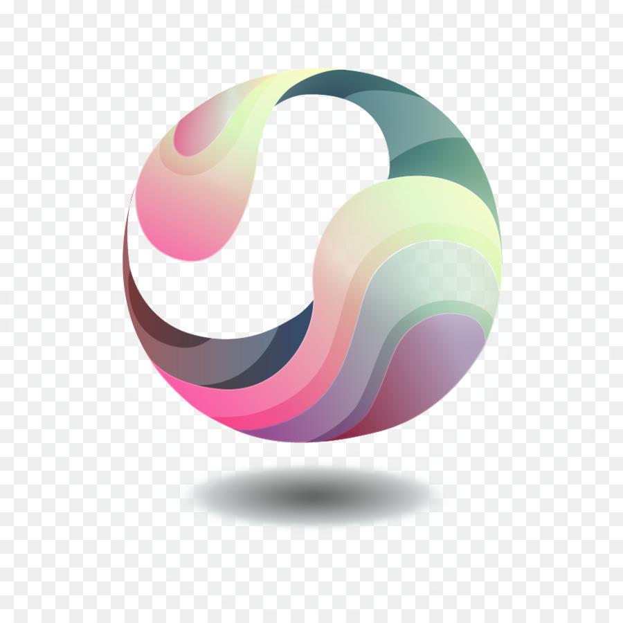 одной картинки абстракции логотипов четвёртой
