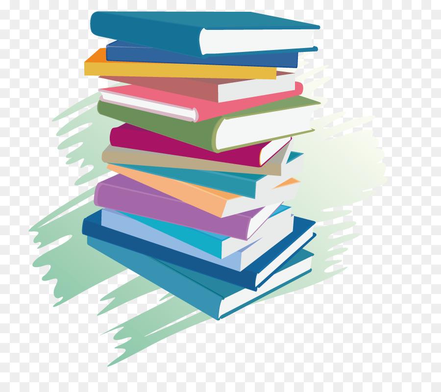 Картинки стопки учебников и тетрадей