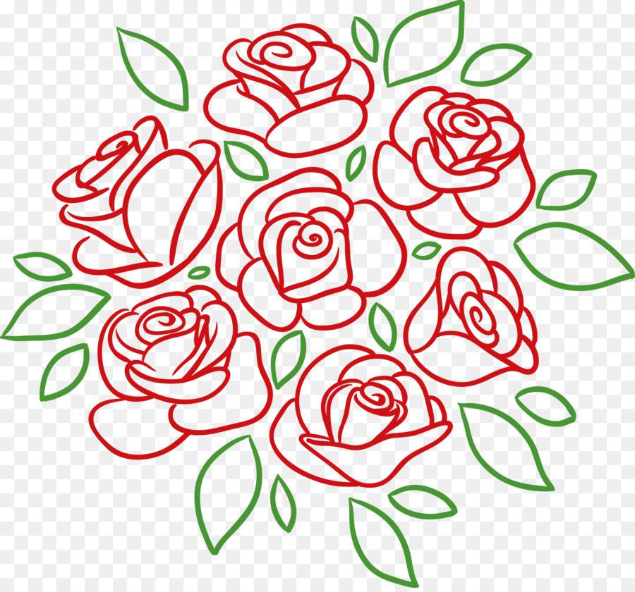 букет цветов картинки как нарисовать некоторые лучших