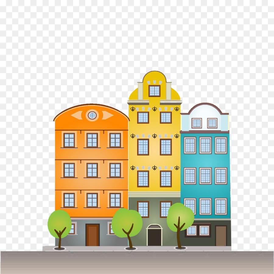 Многоэтажные дома картинки детям