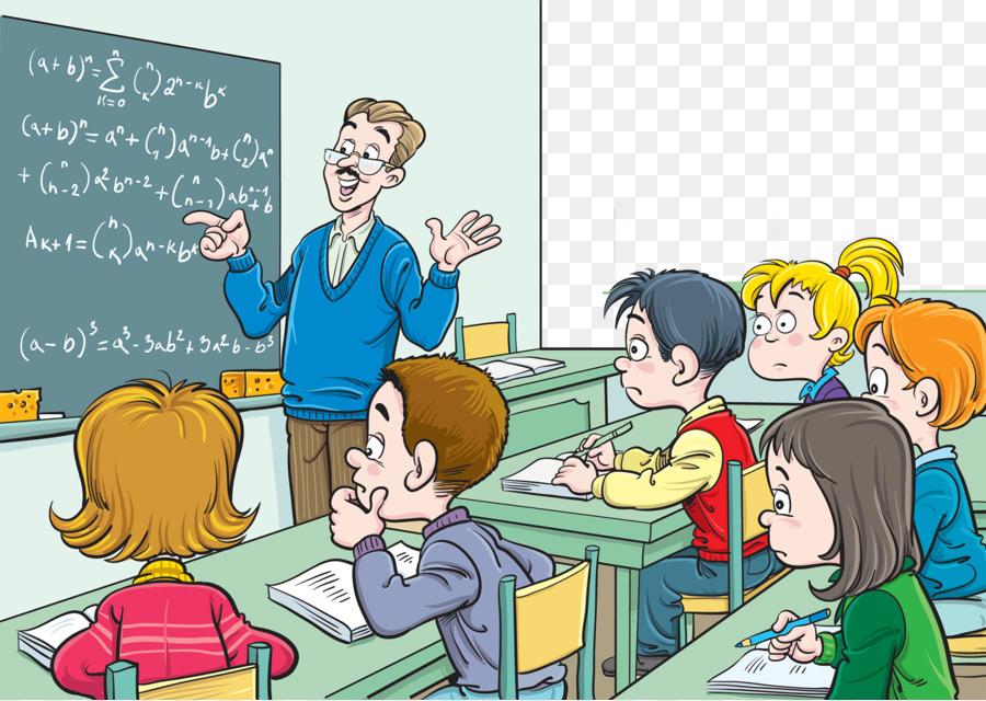 Рисунок педагог ведет урок