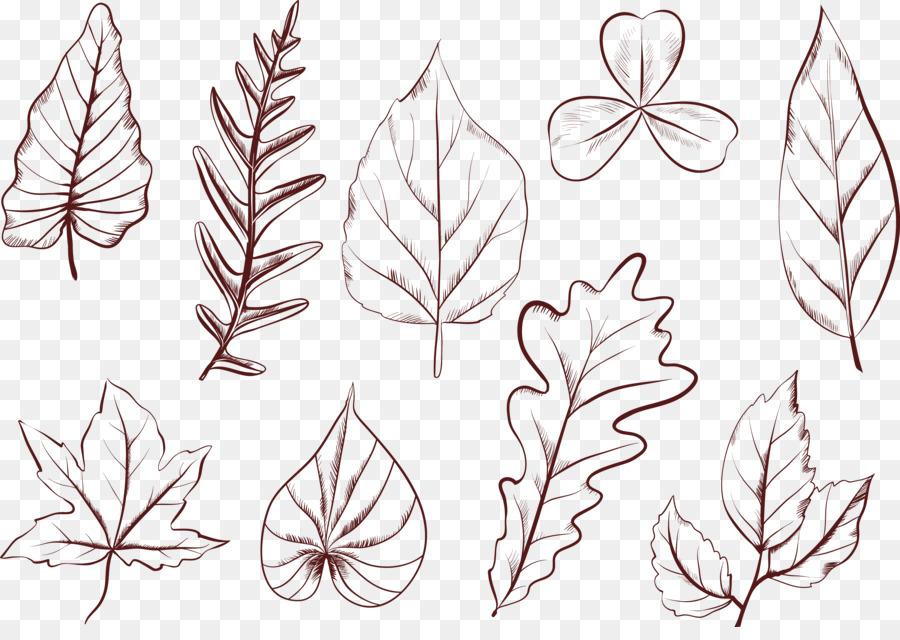 листья картинки как нарисовать образом можете