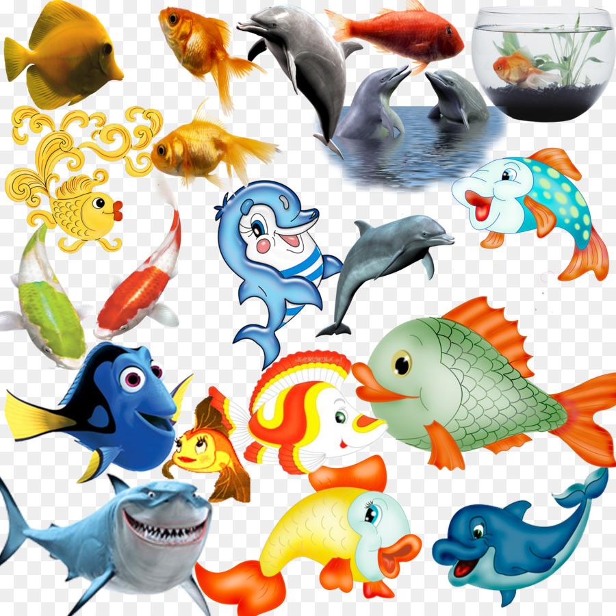 Картинки рыбок с цифрами прозрачный фон