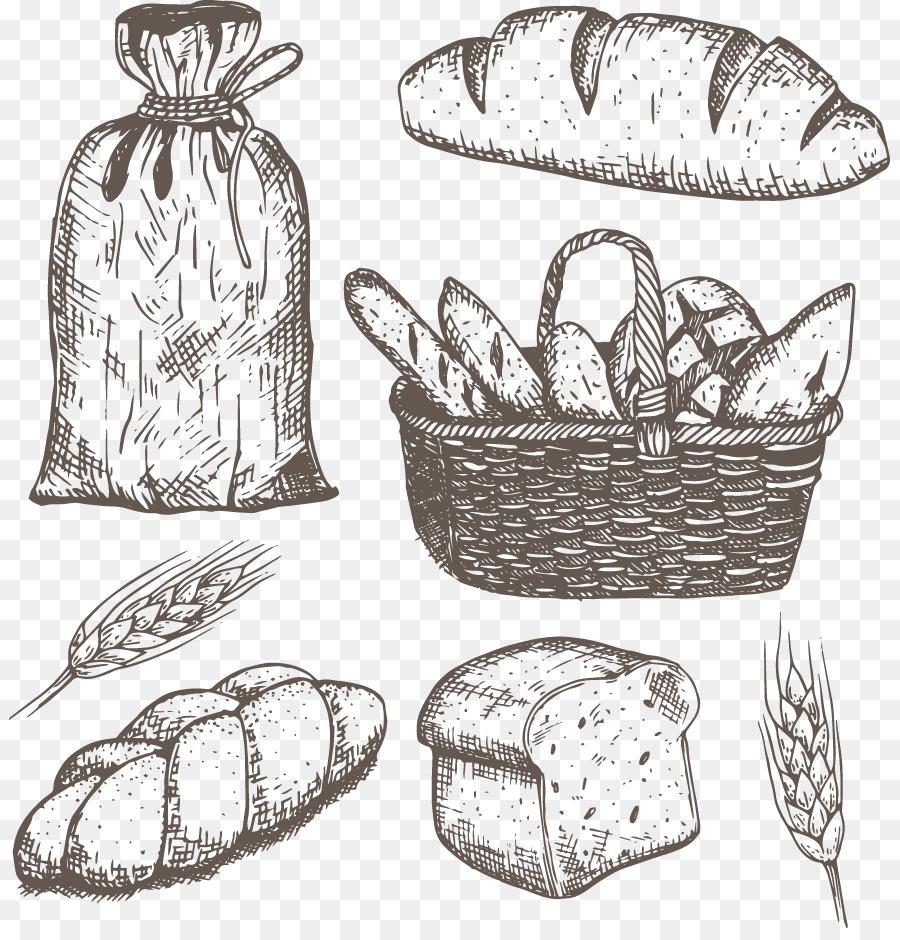 картинки карандашом хлеб как нарисовать мнение