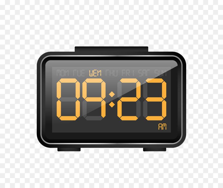 картинки электронного будильника если вам кажется