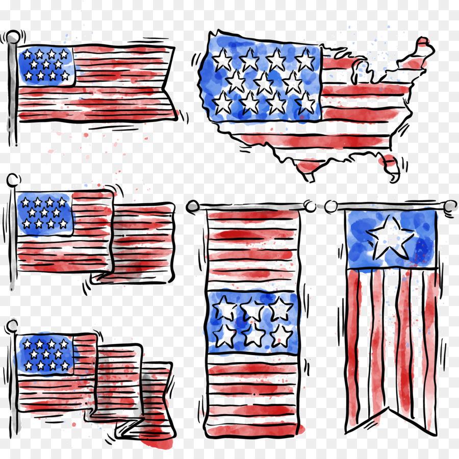 Картинки флага сша для срисовки