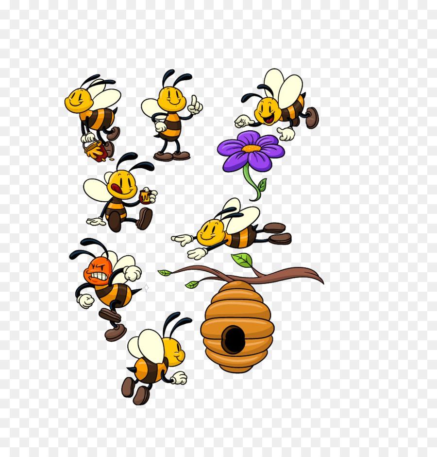 Улей пчелки в картинках
