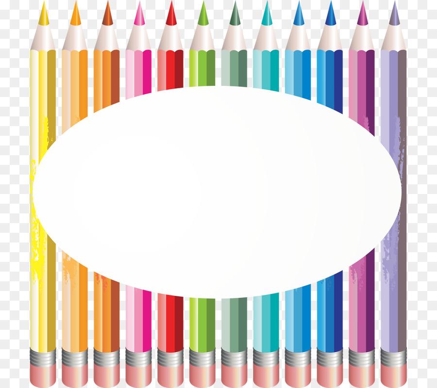 цветные карандаши картинки для оформления море можно