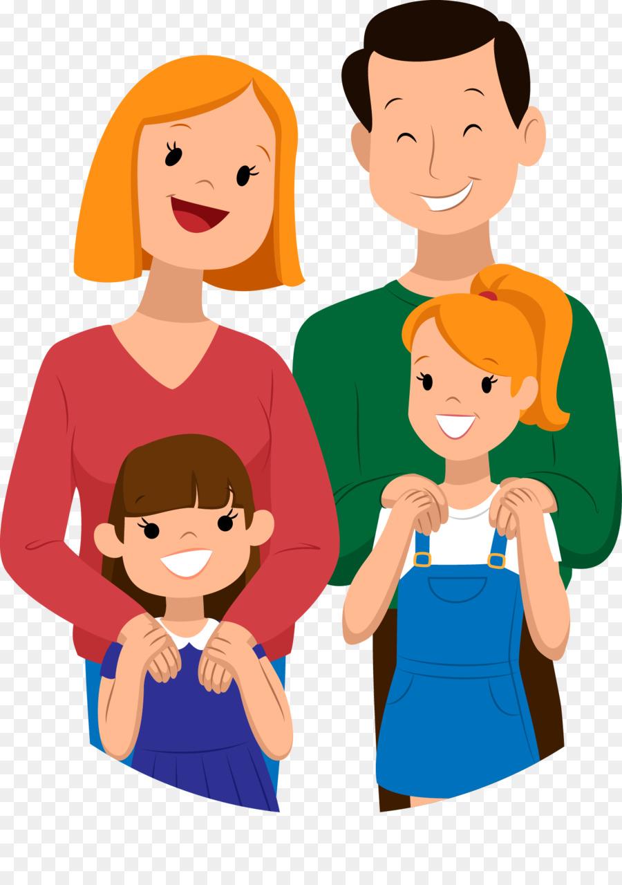 Мультипликационные семьи картинки