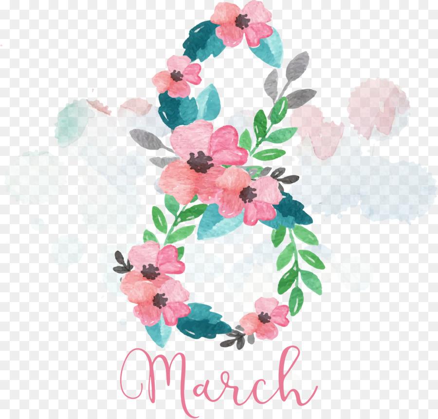 Тумблер открытки на 8 марта