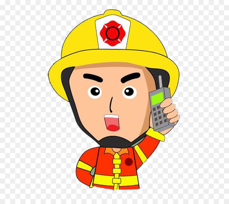 Мультяшные картинки пожарников