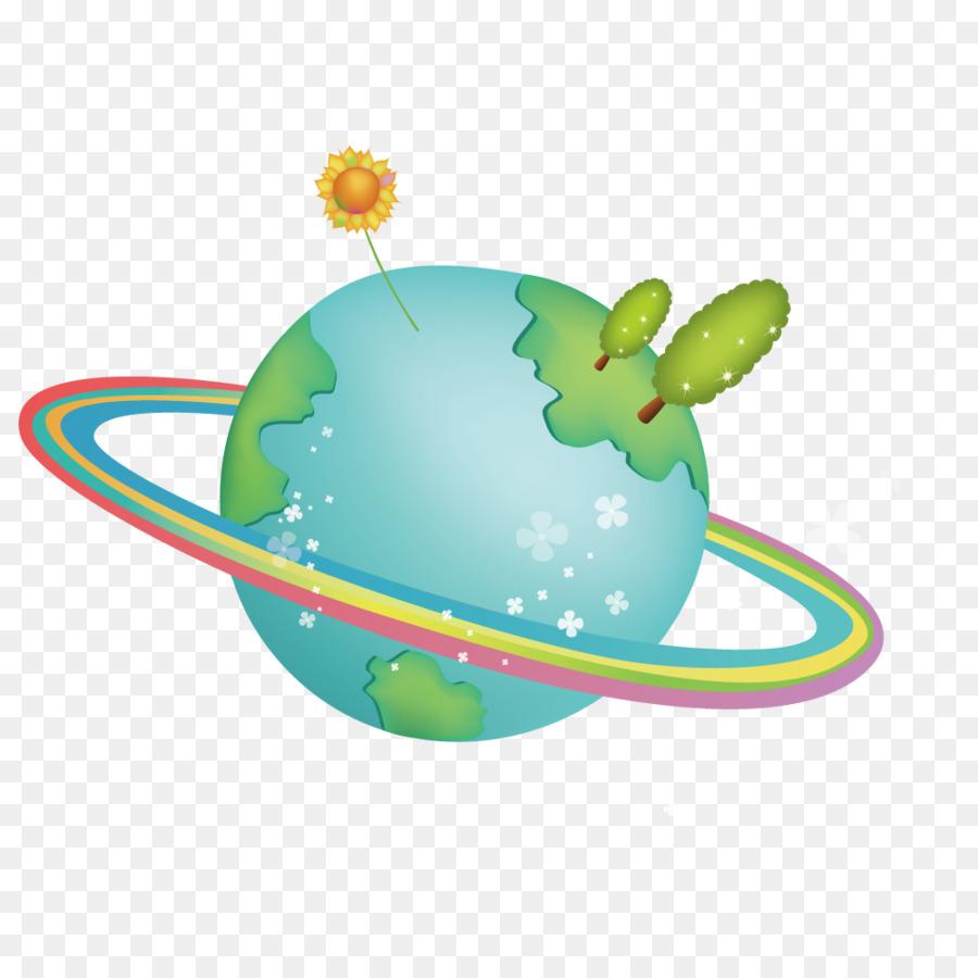 Картинки мультяшная планета земля