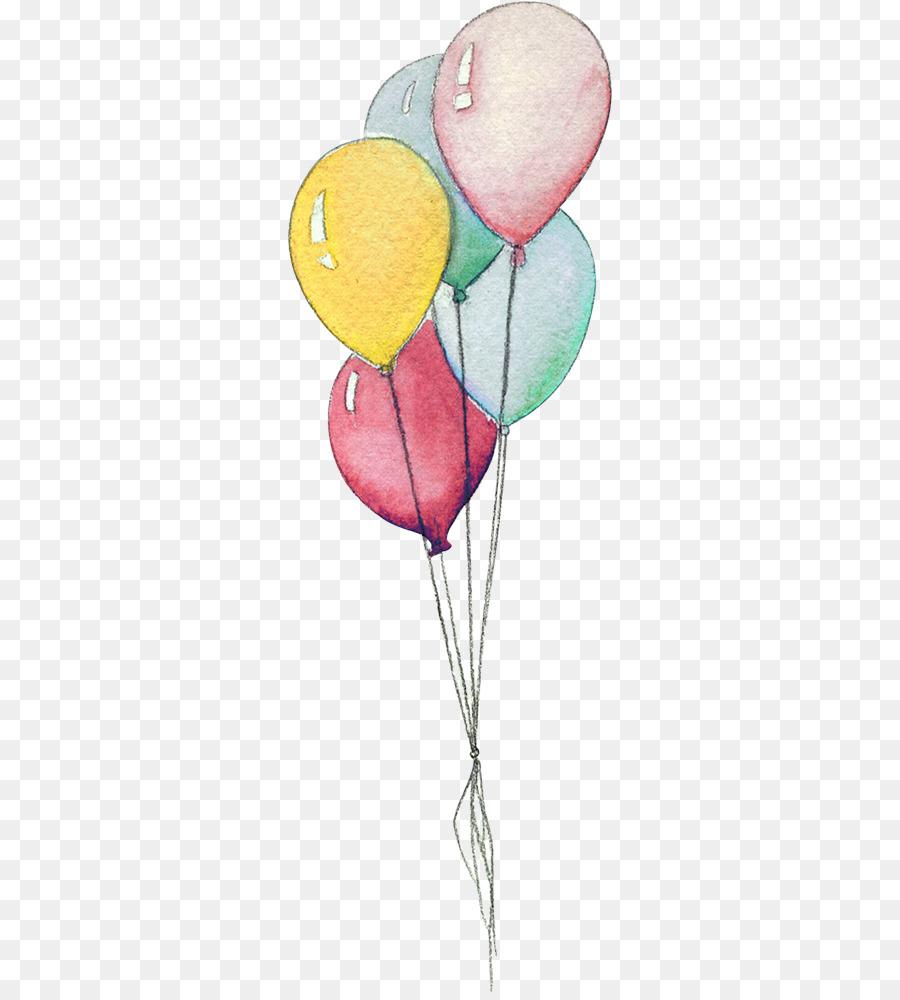 Картинки нарисованных воздушных шариков