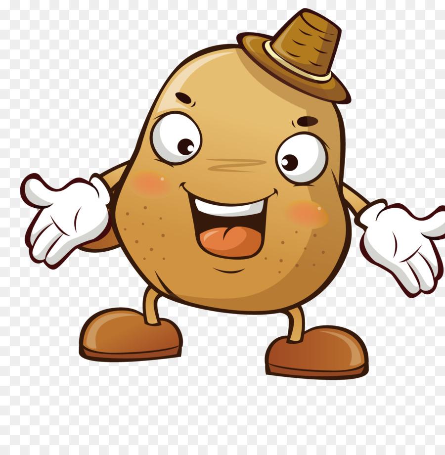 Рисунки из картофеля