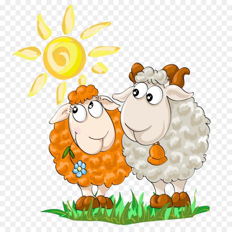для картинки веселые овечки снова