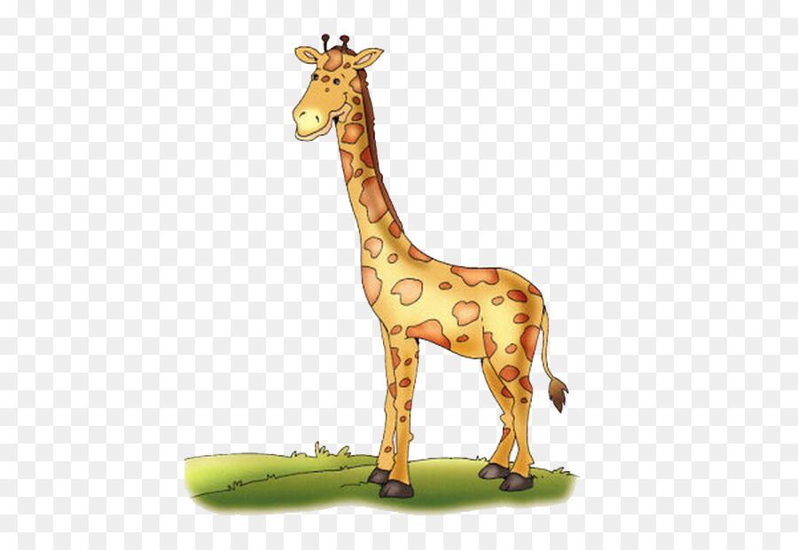 Жираф из картинки из нарисованные