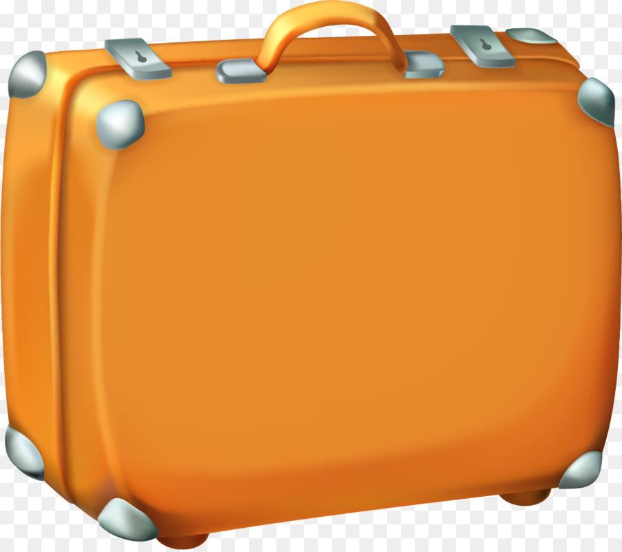 картинка мультяшный чемодан сдваивания самцы
