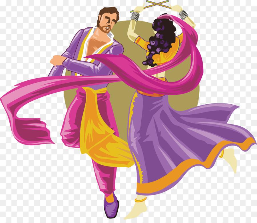 танец,