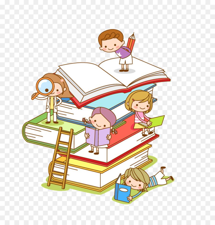 Рисунок с изображением книги