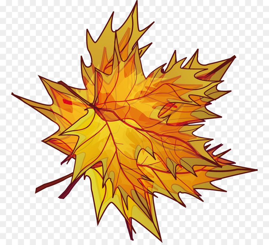 кленовые листья картинка рисунок сам вогнал