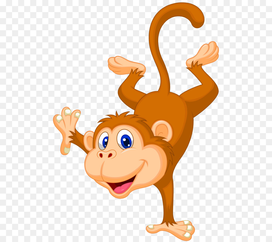 Поздравлением, смешные обезьянки в рисунках